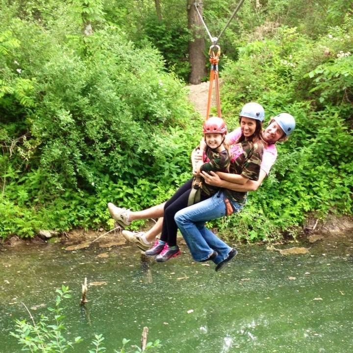 Adventure Creek zip3