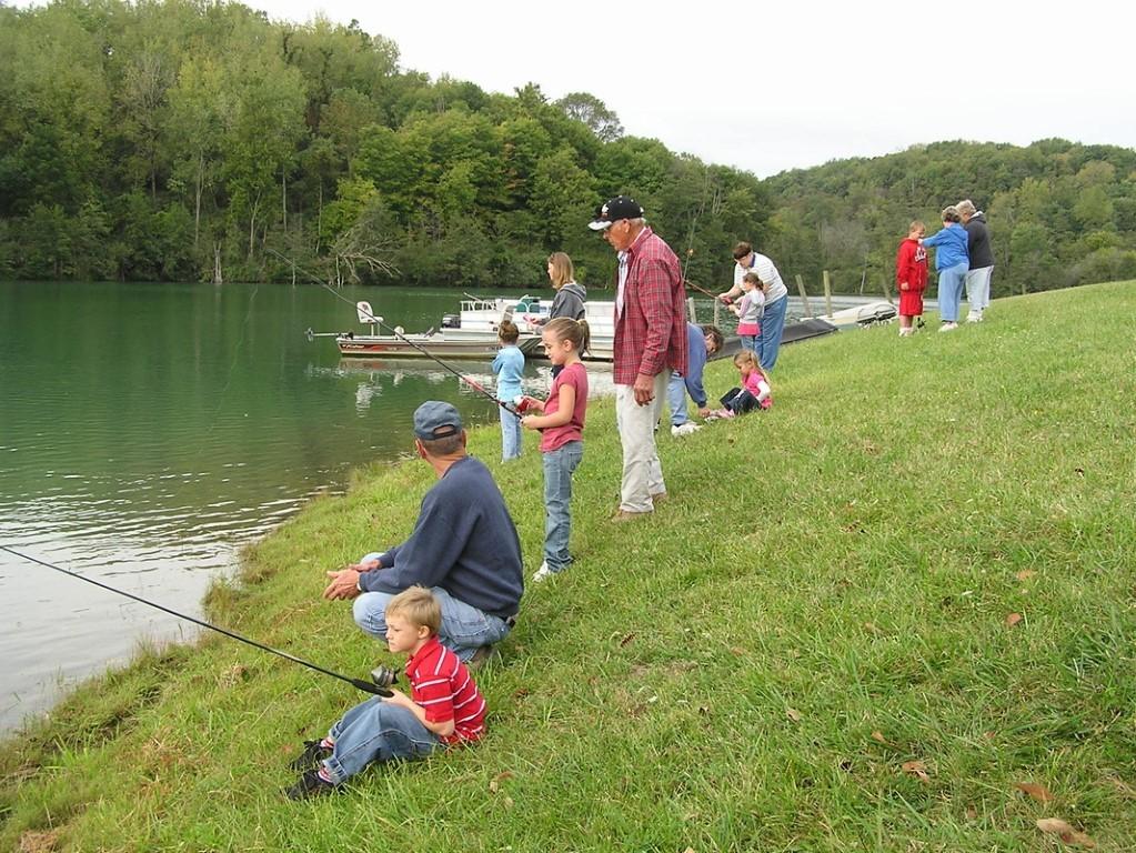 Zion Christian Retreat Fishing