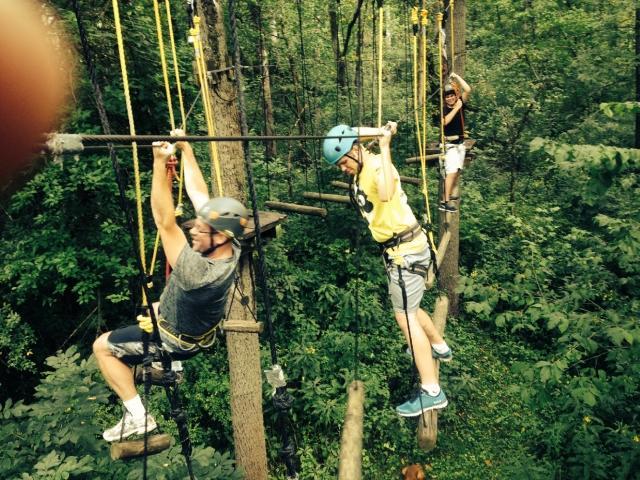 adventure creek zip 2