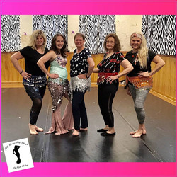 Belly Dancing Body Fitness with Katy Rou