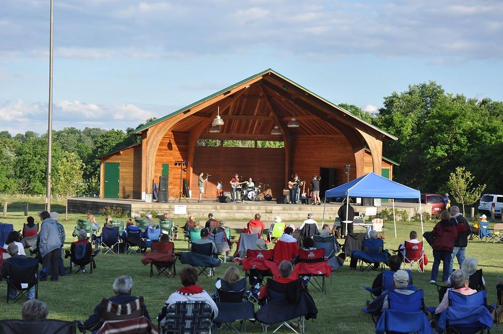 St. Clairsville Central Park Summer Concert Series