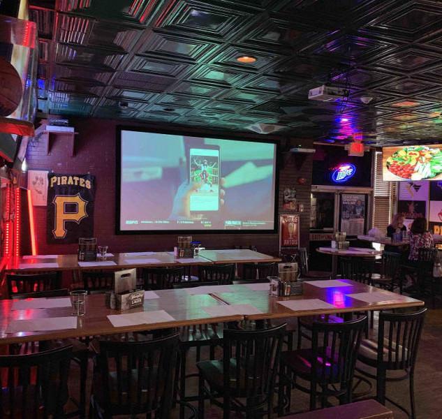The Sports Bar at Undo's