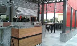 Diseño Interior Restaurante Tapas