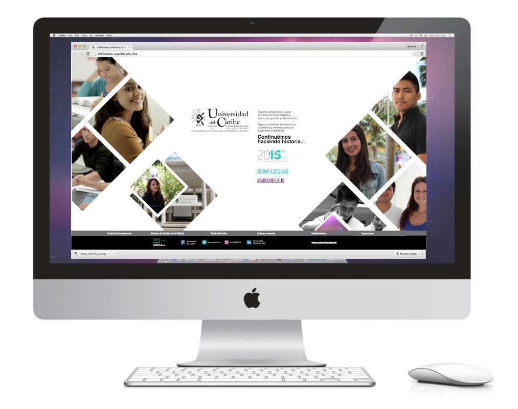 University webside