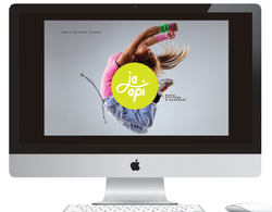 joy fitness branding