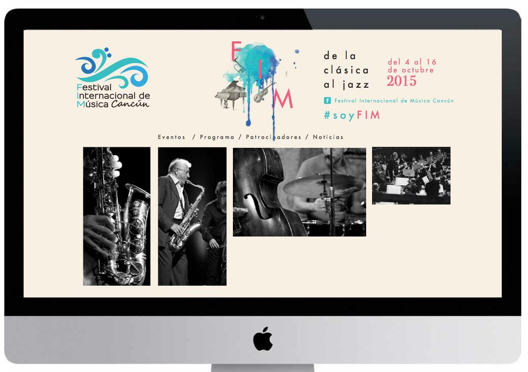 FIM web design
