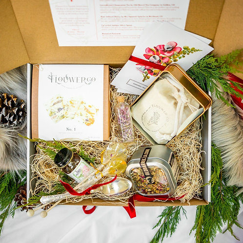 Holiday 2020 - Curated Artisan Sweet Gift Box