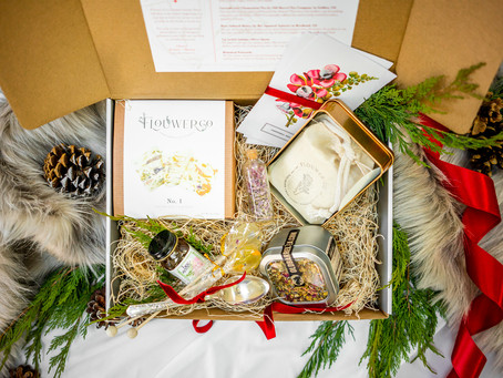Introducing Flouwer Co.'s Curated Artisan Gift Boxes