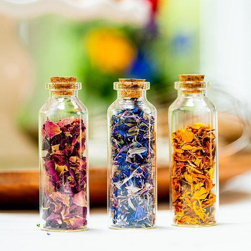 Edible Flower Sprinkles - Sweet