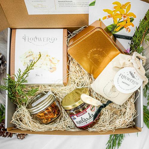 Holiday 2020 - Curated Artisan Savory Gift Box
