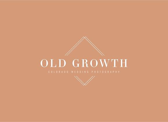 Old Growth Semi Custom Logo