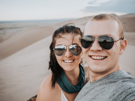 Anniversary Getaway to the Great Sand Dunes