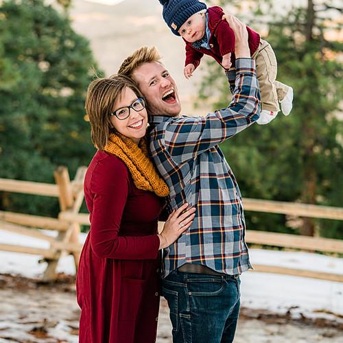 Fall Garner Family