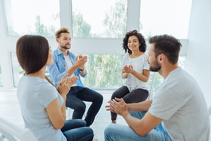 écoute et soutien, groupe de parole