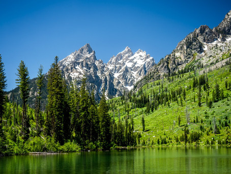 Picking your Perfect Trail - Hiking Grand Teton National Park