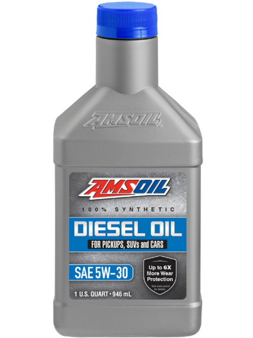 DP530 Synthetic Diesel Oil SAE 5W-30 Qt.