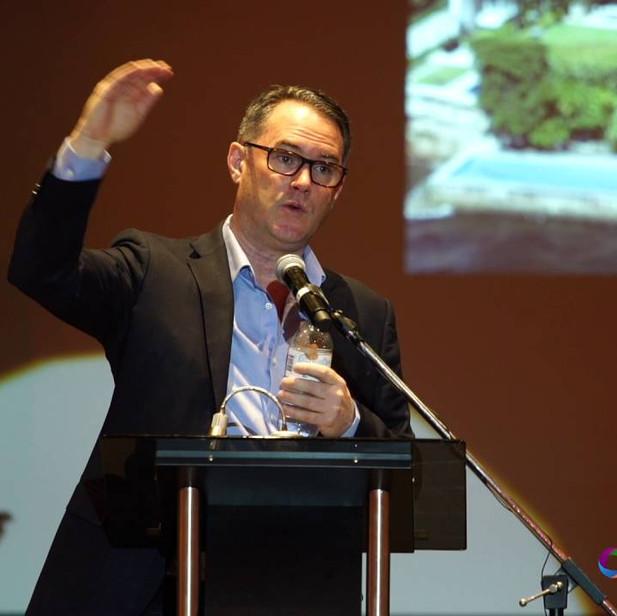October Leadership with John McGrath