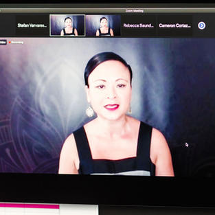 The spiritual entrepreneur, Pauline Nguyen