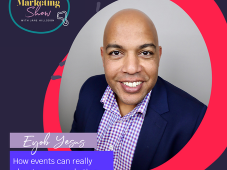 How events can really elevate your marketing and your business? (Podcast Interview)