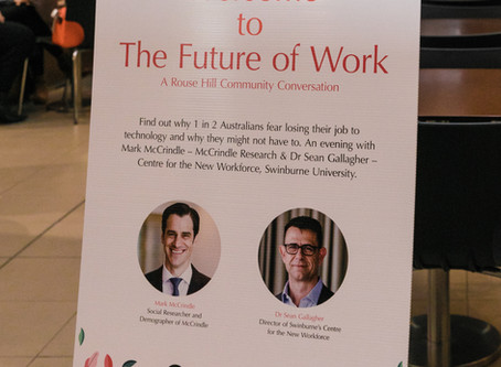 The Future of Work - Case Study