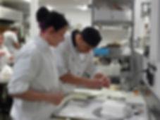 Emploi en cuisine