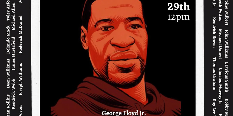 Say His Name: A Tribute to George Floyd
