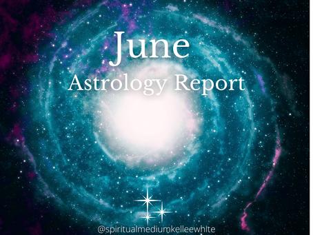 June Astrology Report