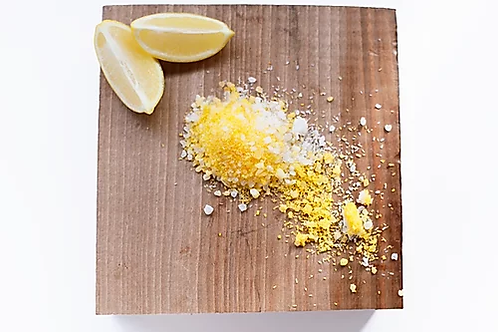 Yetti Lemon Drop Bath Salts