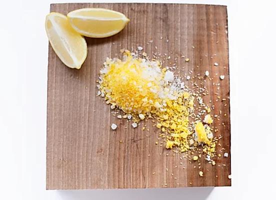 Yetti Lemon Drop Bath Salts