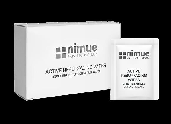 Nimue Active Resurfacing Wipes