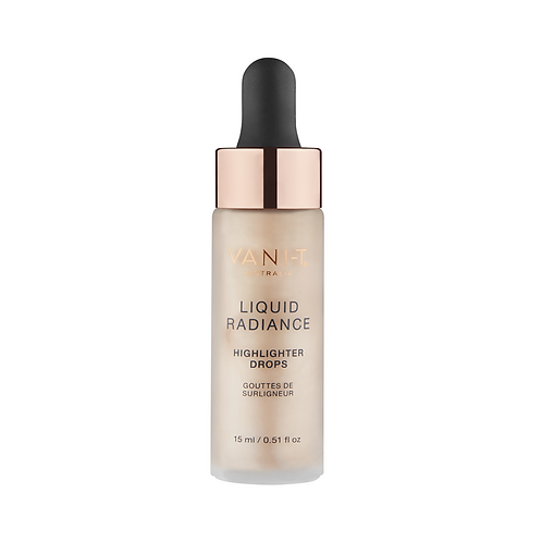 Vani-T Liquid Radiance Highlighter Drops Sun