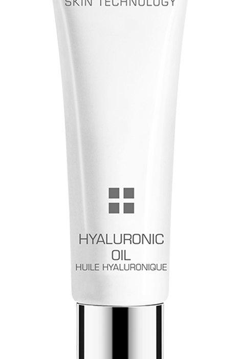 Hyaluronic oil