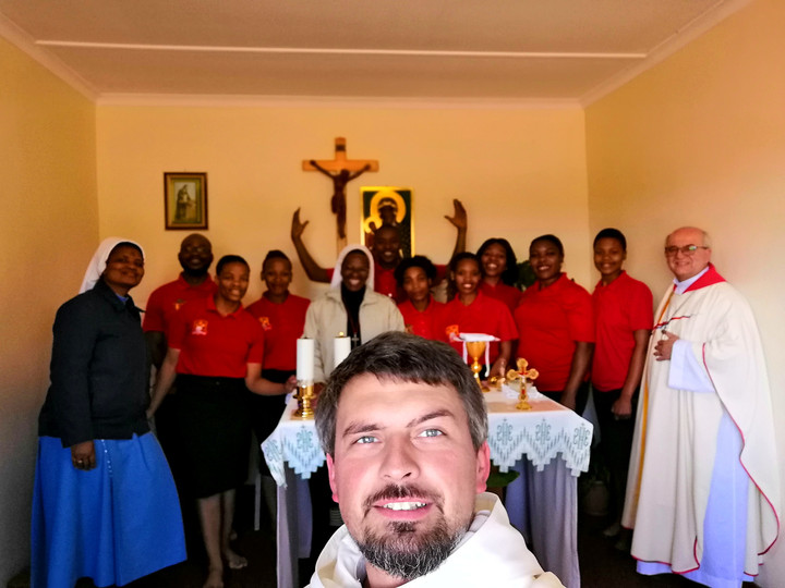 TAIZE PIGRIMAGE OF HOPE to Cape Town - from Umzimkulu Diocese