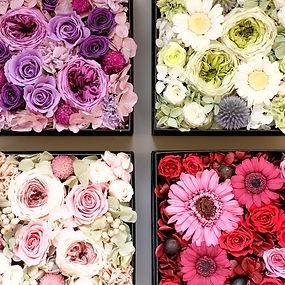 プリザーブドフラワー フラワーアレンジメント 富山 教室 フラワーギフト お花 母の日