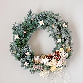 プリザーブドフラワー フラワーアレンジメント 富山 教室 フラワーギフト お花 クリスマス