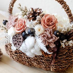 プリザーブドフラワー フラワーアレンジメント 富山 教室 フラワーギフト お花