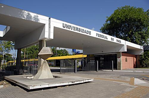 Portão 1 da UFPA