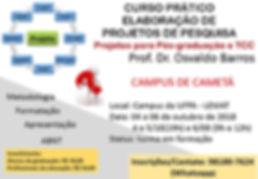 minicurso_-_projetos_de_pesquisa__CAMETÁ
