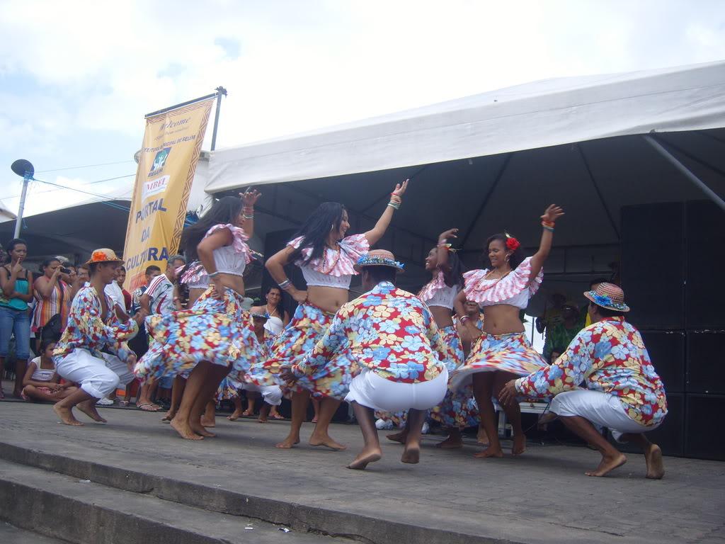 Dança do Carimbó