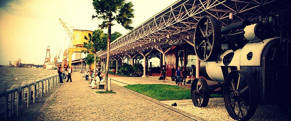 orla de Belém