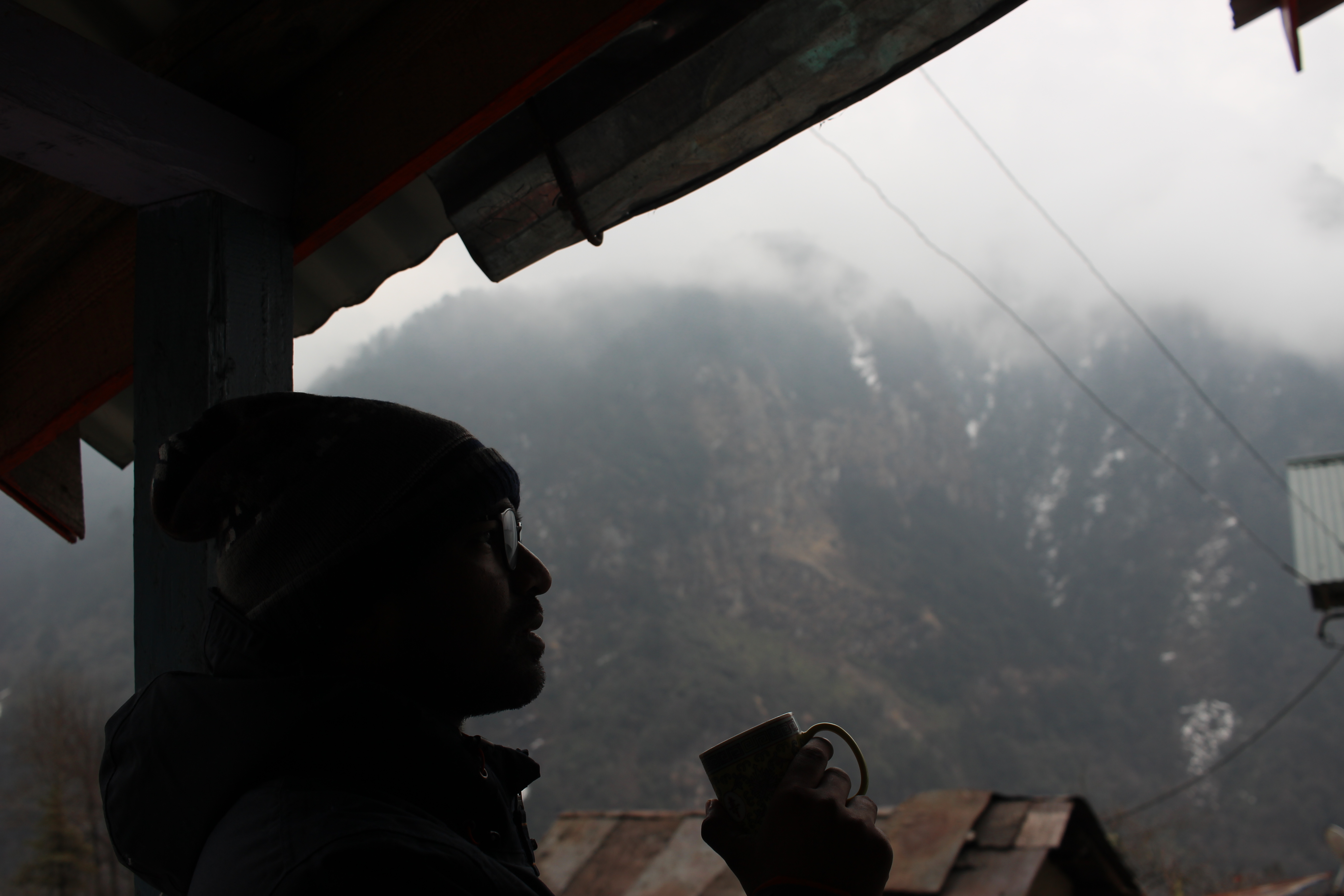 Misty mornings in Lachung