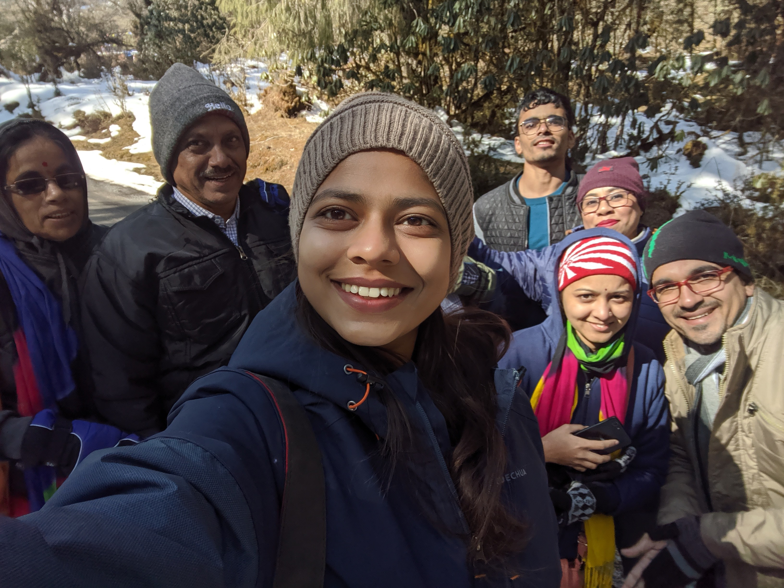 Exploring Lachung and Yumthang