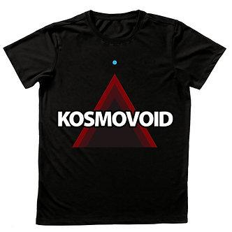 Kosmovoid - Camiseta Preta