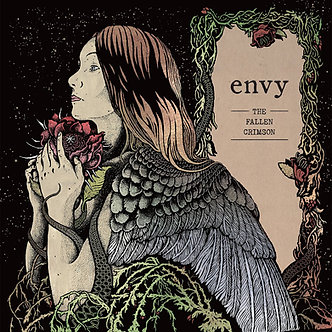 Envy - The Fallen Crimson (2xLP colorido)
