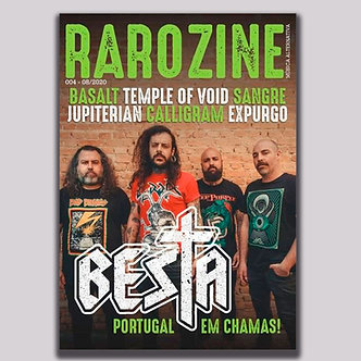 Rarozine Edição #04 Besta