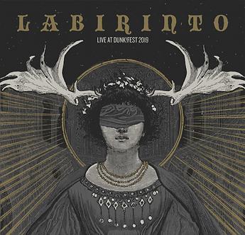 Labirinto - CD Live At Dunk!Fest + Frete por carta registrada