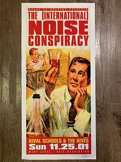 Poster International Noise Conspiracy (print)