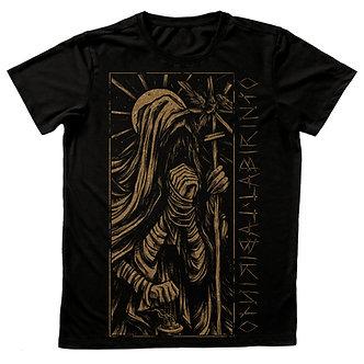 Camiseta Penitência (Malha Preta)