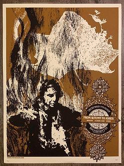 Poster From Autumn to Ashes (serigrafia)