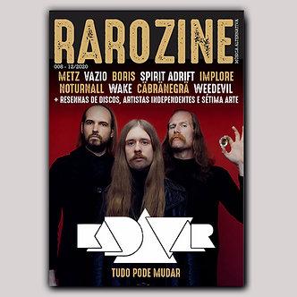Rarozine Edição #08 Kadavar